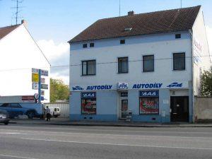prodejna BAS České Budějovice