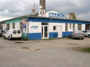 prodejna BAS J. Hradec